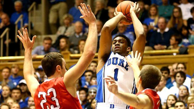 Davidson vs. #4 Duke