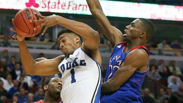 #5 Kansas vs. #4 Duke: Champions Classic