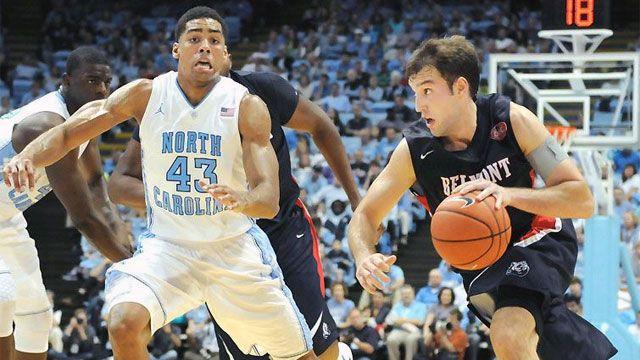 Belmont vs. #12 North Carolina
