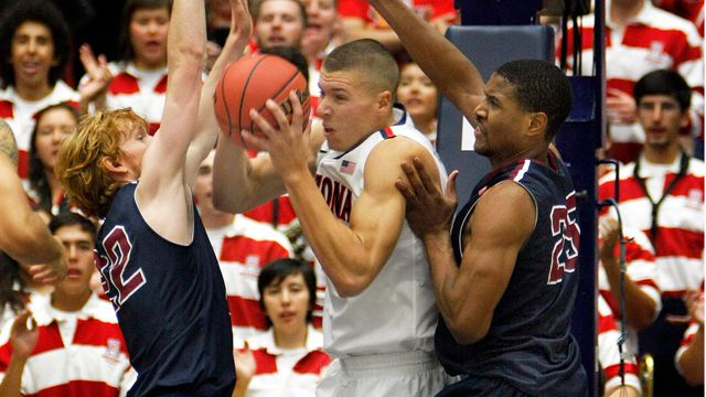 Fairleigh Dickinson vs. #5 Arizona (Regional Round): NIT Season Tip-Off