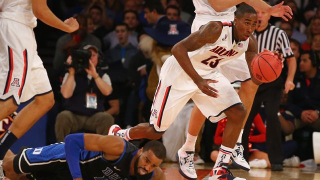#6 Duke vs. #4 Arizona (Championship Game): NIT Season Tip-Off