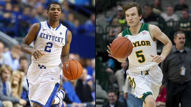 Kentucky vs. Baylor (re-air)
