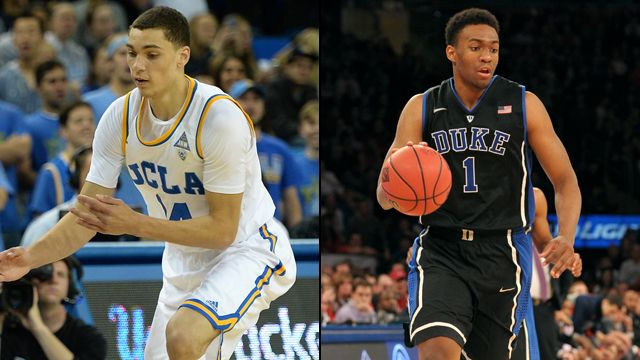 UCLA vs. Duke (re-air)