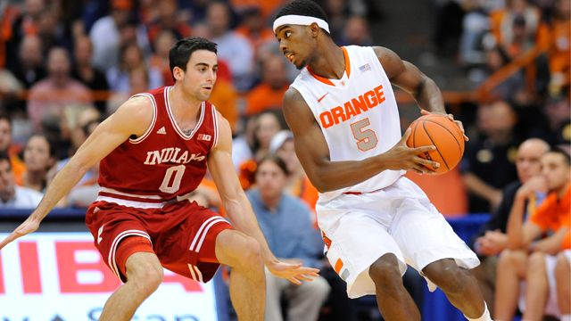 Indiana vs. #4 Syracuse: Big Ten/ACC Challenge