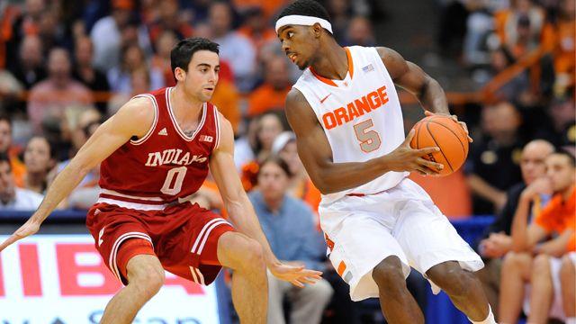 Indiana vs. #4 Syracuse: Big Ten/ACC Challenge