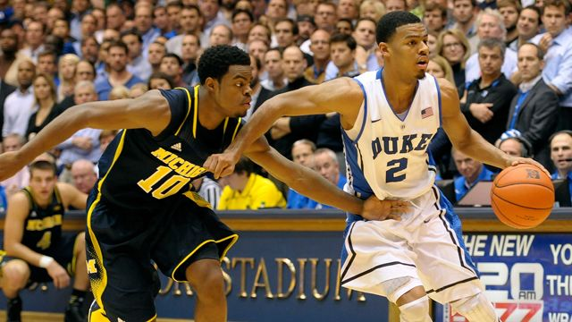 #22 Michigan vs. #10 Duke: Big Ten/ACC Challenge