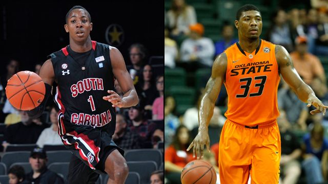 South Carolina vs. #9 Oklahoma State