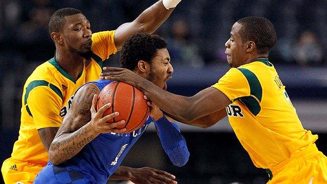 #3 Kentucky vs. #20 Baylor