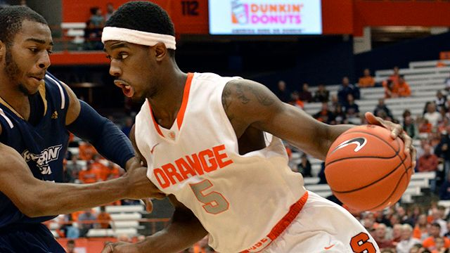 Binghamton vs. #4 Syracuse (Exclusive)
