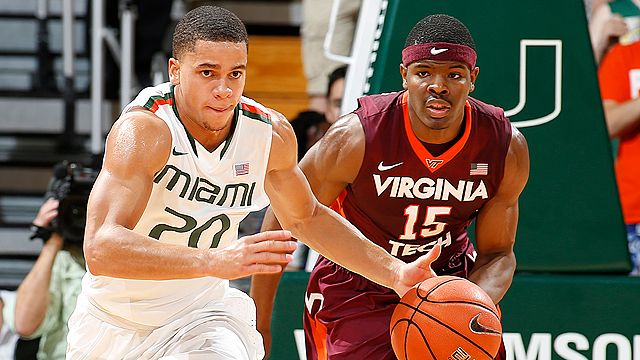 Virginia Tech vs. Miami (FL)