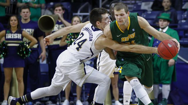 North Dakota State vs. Notre Dame