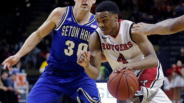 UNC Greensboro vs. Rutgers (Exclusive)