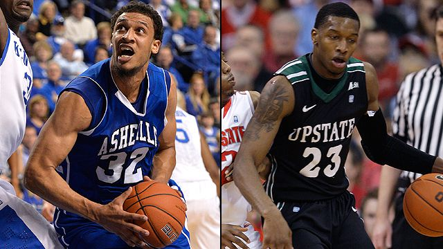 UNC Asheville vs. USC Upstate (Exclusive)