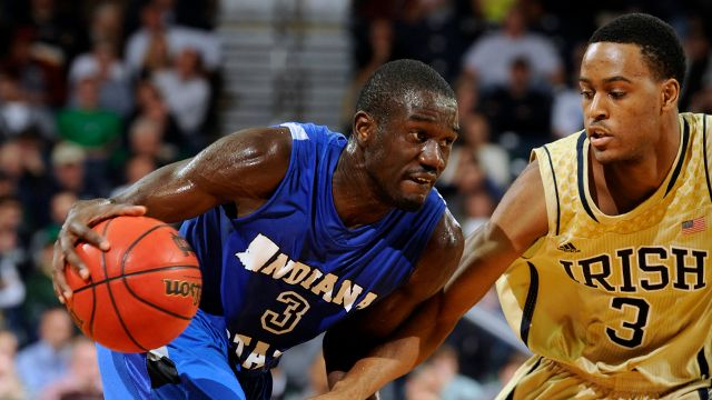 Indiana State vs. #21 Notre Dame