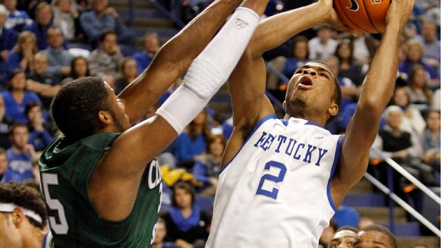Cleveland State vs. #3 Kentucky