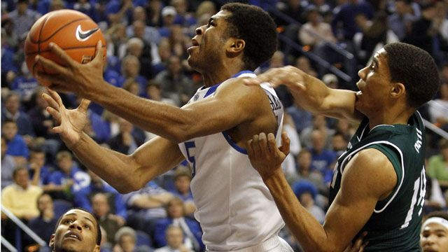 Eastern Michigan vs. #3 Kentucky
