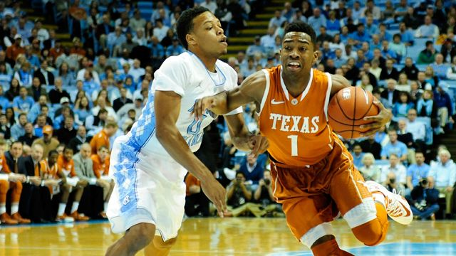 Texas vs. #14 North Carolina
