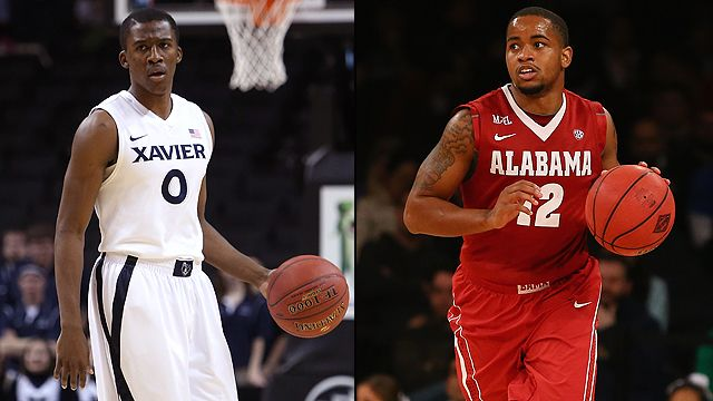 Xavier vs. Alabama