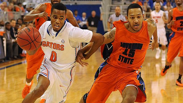 Savannah State vs. #13 Florida