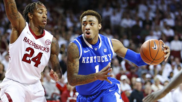 #13 Kentucky vs. Arkansas