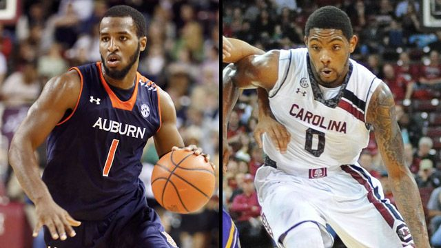 Auburn vs. South Carolina (Exclusive)
