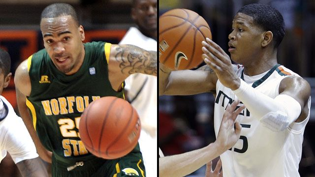 Norfolk State vs. Miami (FL) (Exclusive)