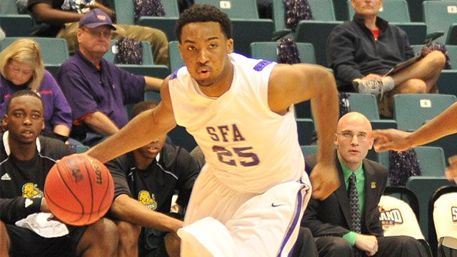 Northwestern State vs. Stephen F. Austin (Exclusive Semifinal #1) (Southland Men's Tournament)