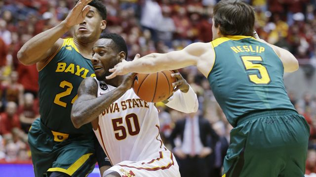 #7 Baylor vs. #9 Iowa State