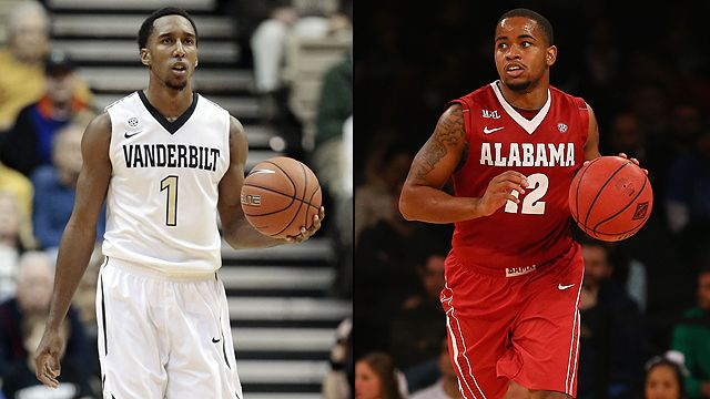 Vanderbilt vs. Alabama