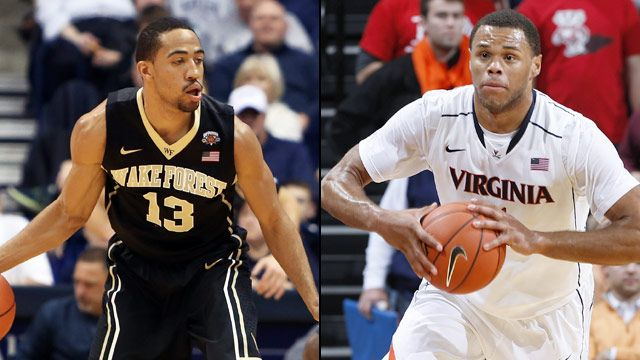 Wake Forest vs. Virginia