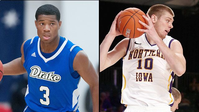 Drake vs. Northern Iowa