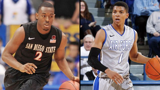 #13 San Diego State vs. Air Force (Exclusive)