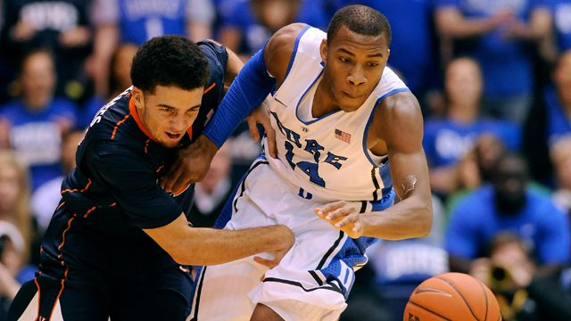Virginia vs. #23 Duke