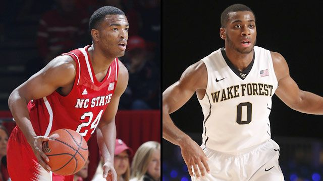 NC State vs. Wake Forest