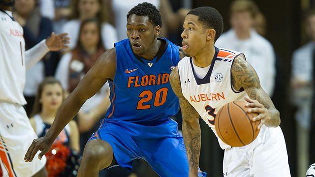#7 Florida vs. Auburn