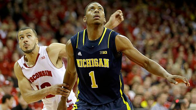 Michigan vs. #3 Wisconsin