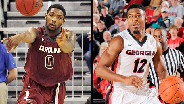 South Carolina vs. Georgia