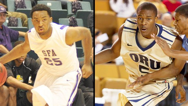 Stephen F. Austin vs. Oral Roberts (Exclusive)