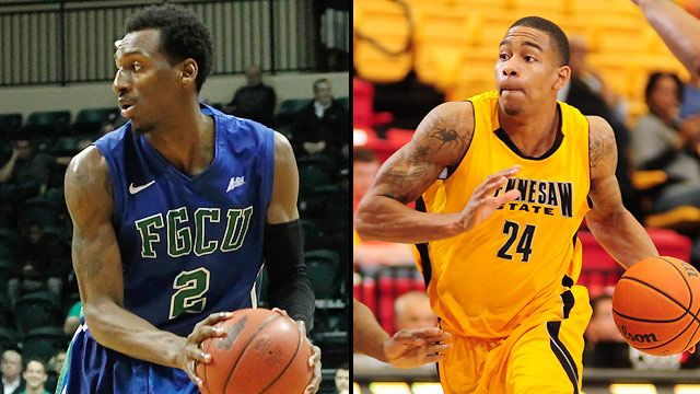 Florida Gulf Coast vs. Kennesaw State (Exclusive)