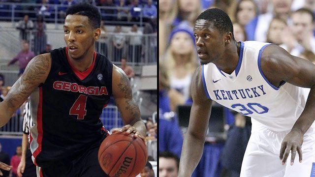 Georgia vs. #14 Kentucky