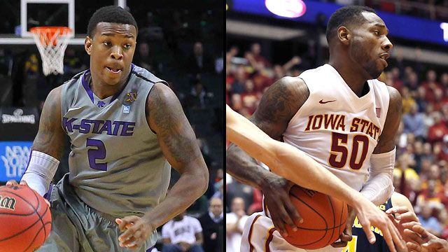 #22 Kansas State vs. #16 Iowa State