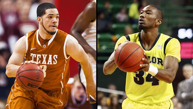 Texas vs. #24 Baylor