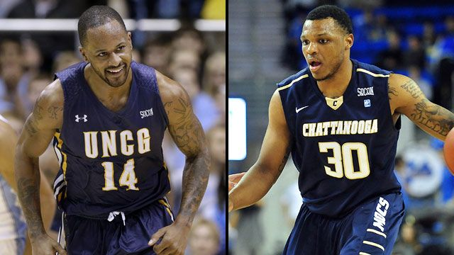 UNC Greensboro vs. Chattanooga (Exclusive)