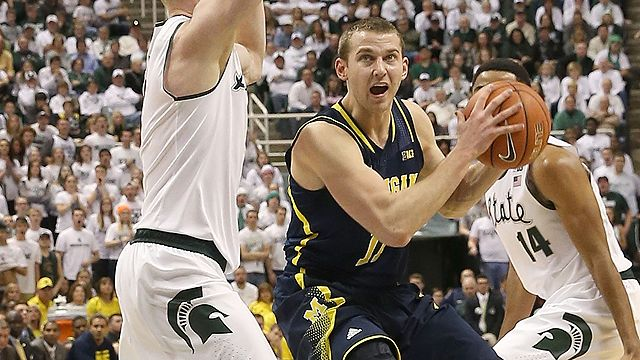 #21 Michigan vs. #3 Michigan State