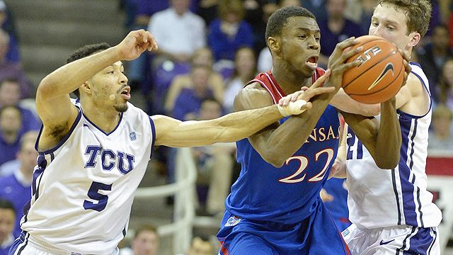 #8 Kansas vs. TCU