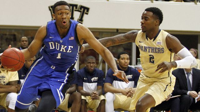 #17 Duke vs. #18 Pittsburgh
