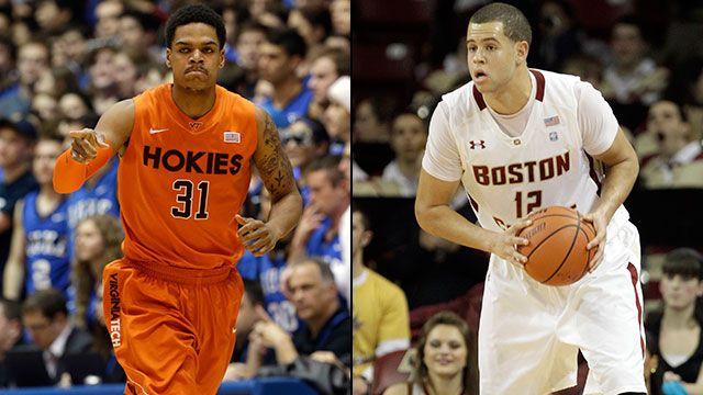 Virginia Tech vs. Boston College