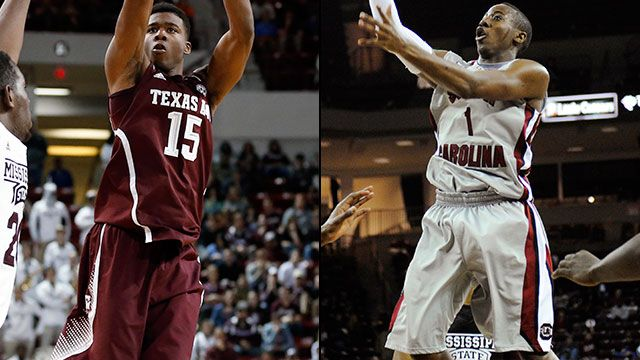 Texas A&M vs. South Carolina (Exclusive)