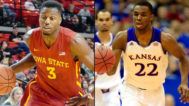#16 Iowa State vs. #6 Kansas