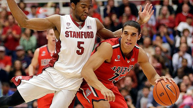 #1 Arizona vs. Stanford